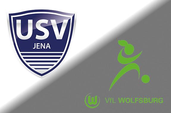 FF USV Jena - VfL Wolfsburg