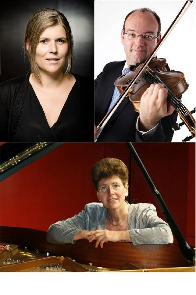 Linda Sommerhage, Detlef Grooss, Ursula Monter