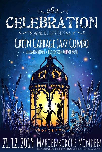 """CELEBRATION"" - Swing'n Lights Christmas"