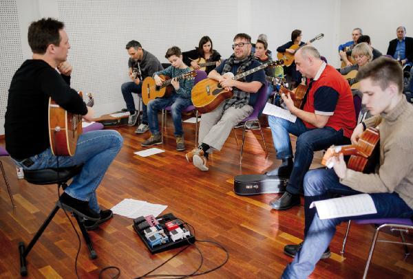 Gitarren-Workshop
