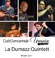 CultConcerts@Urania: La Dumazz Quintett