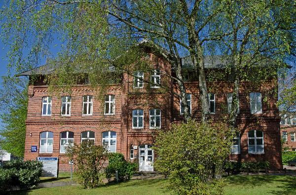 Alte Schule in Bramfeld
