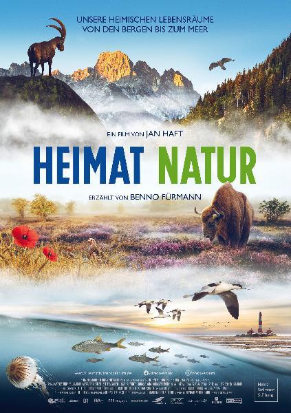 HEIMAT NATUR  - Eine Reise durch die Natur unserer Heimat