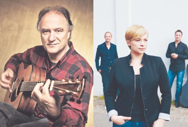 Peter Finger & Cristin Claas Trio