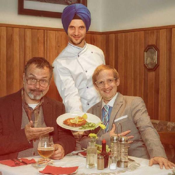 INDIEN, eine Schnitzeljagd durch die deutsche Provinz