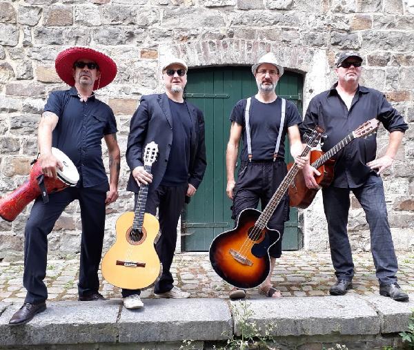 Weltmusik aus Flamenco, Jazz und div. ethnischen Stilistiken