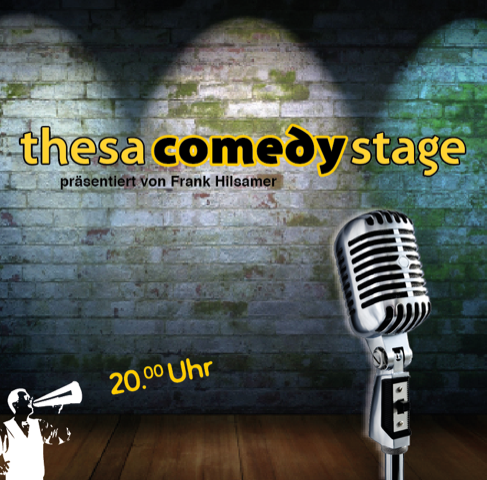 Comedy Stage