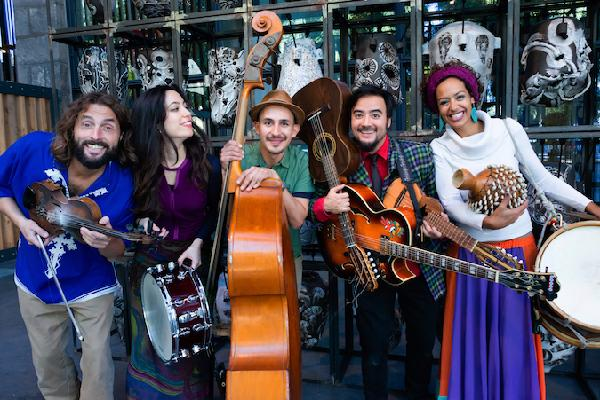 World Music aus Barcelona