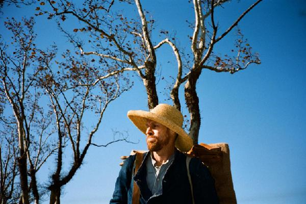 Willem Dafoe als Van Gogh